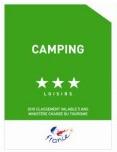 Camping des Grottes Atout France 3 étoiles